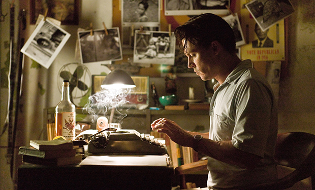 THE RUM DIARY, Johnny Depp, 2011. ph: Peter Mountain/©FilmDistrict/Courtesy Everett Collection